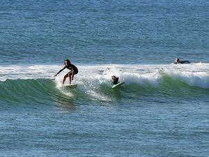 SURF ALERT: Get the outlook before heading to the beach
