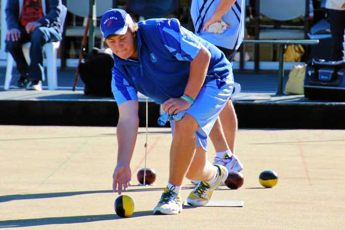 Former Urunga bowler Corey Wedlock will be aiming this week to improve on last year's runner-up finish at the Park Beach Open Singles.