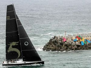 Pittwater to Coffs Harbour yacht race dry docked for a year