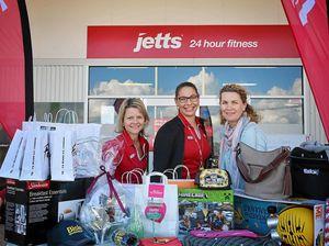 Jetts fundraiser for Alexis' family romping along
