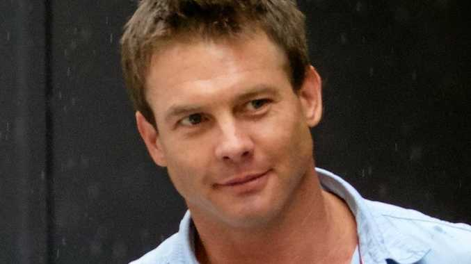 TROUBLED TIMES: Former West Coast Eagles AFL player Ben Cousins.