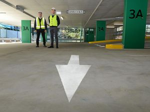 Lismore hospital car park set to open on Monday