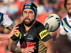 LONDON CALLING: Former Penrith Panther Jamie Soward.