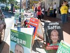 WATCH: Page pollies make their final pitch to voters
