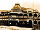 Hands up if you've heard of the Grand Hotel in Gympie?  Do you know where it was, and what's there now?  Read on, to find out.
