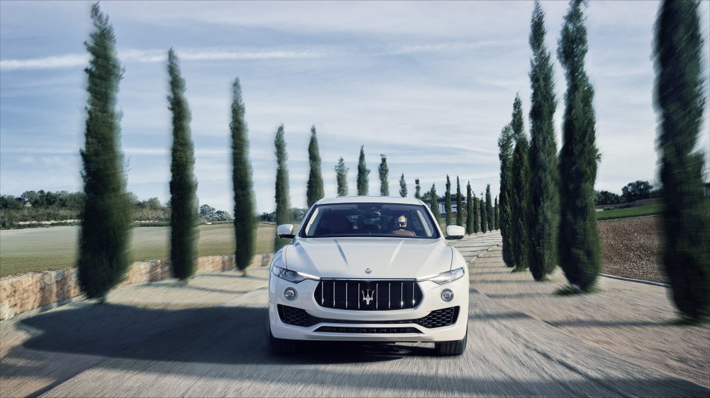 2017 Maserati Levante. Photo: Contributed.