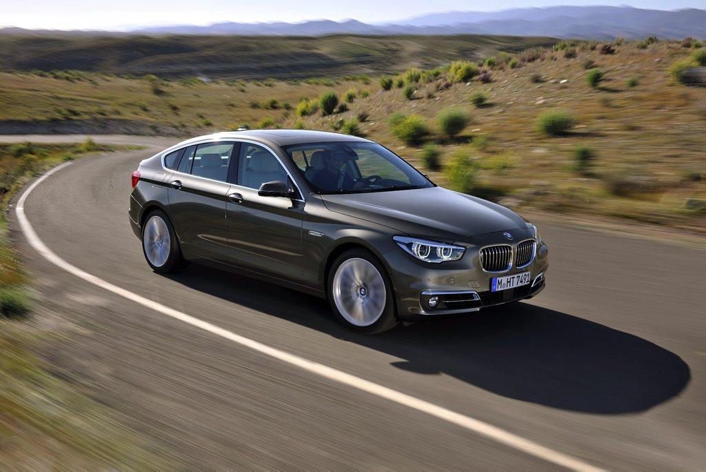 BMW 5 Series Gran Turismo. Photo: Contributed