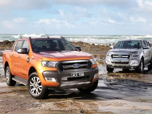 Ford Ranger chases down HiLux with more standard inclusions
