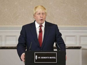 Boris Johnson will not run for British PM