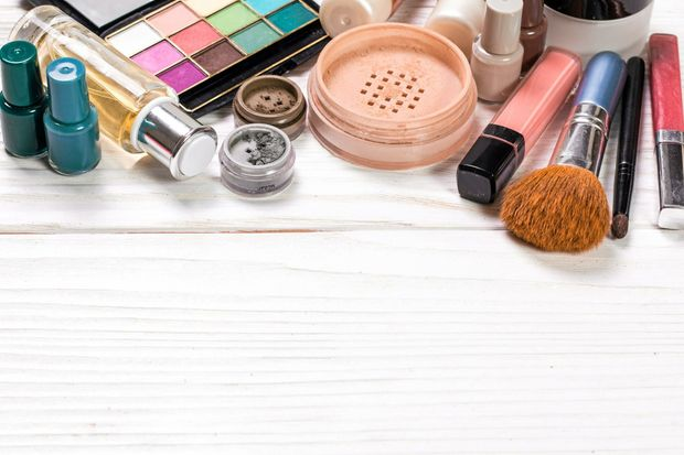 Beauty products are just begging to be decluttered.