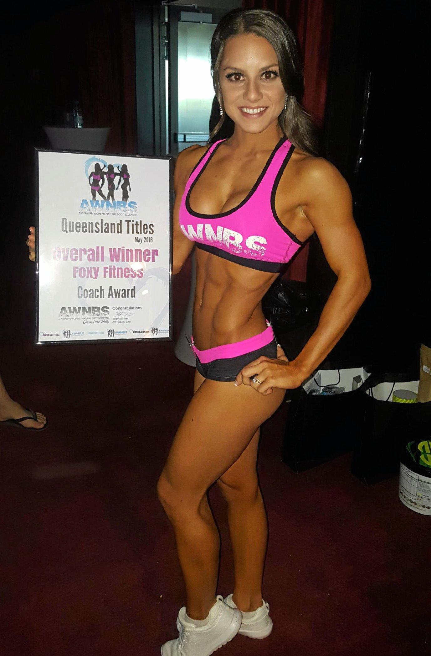 Bodybuilding Bride Creams Competition News Mail