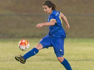 Late goals hurt Thunder women