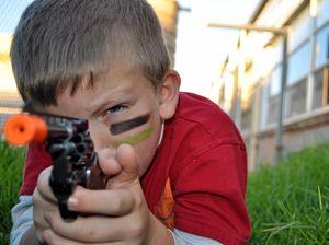 Letter in response to Kilkivan Kindy play gun licences