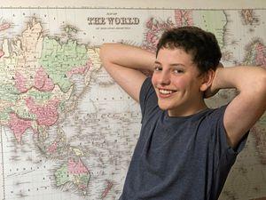 How a Highfields teen earned $10,000 in one week