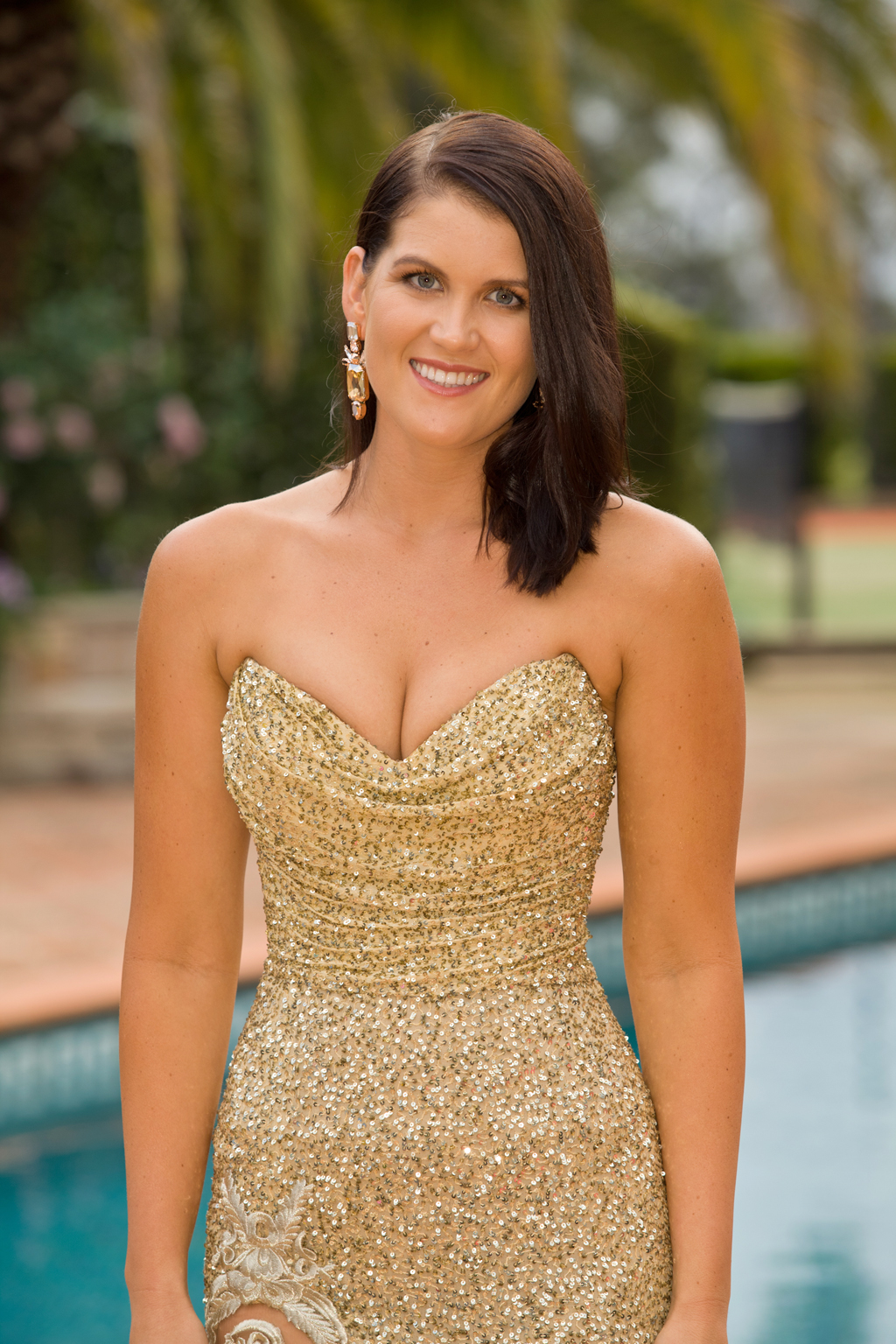 Vintaea Carlos is a contestant on the upcoming fourth season of The Bachelor.