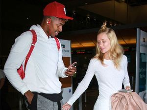 Iggy dumps fiancé after seeing him in security footage