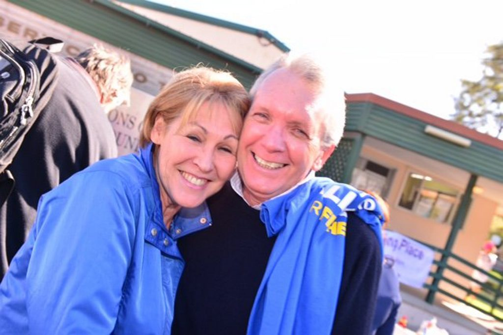 Mark and Judy McArdle