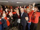 Neumann declares Labor victory in Blair