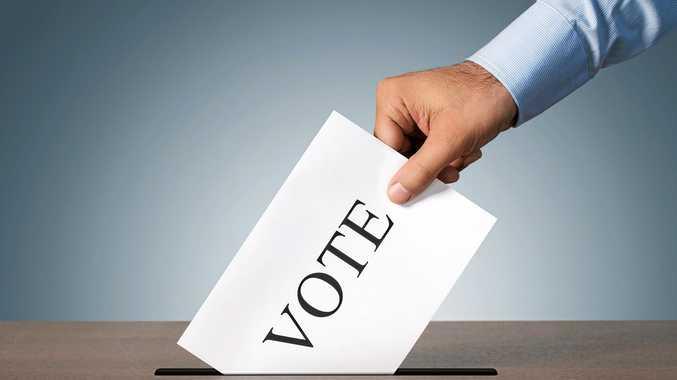 AUSTRALIA VOTES: Polling places are open across the Coffs Coast.