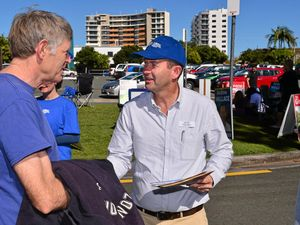 Wallace claims Fisher, pledges to fight for Bruce Hwy