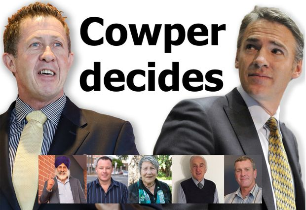CONTEST: Seven candidates are in the race to claim the Federal seat of Cowper.