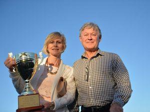 Roma 'bush horse' wins Mackay Cup