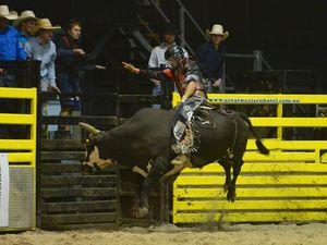 Rocky PBR Bull Ride