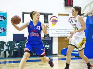 Ipswich Force women beat Mountaineers