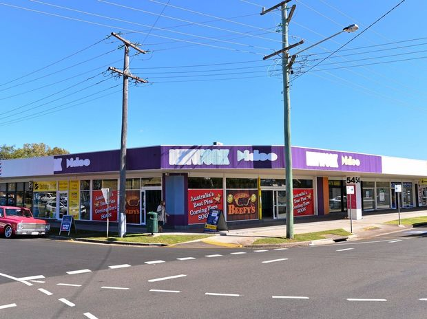 The new Beefy's site in Maroochydore.