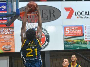 Brisbane give Power a basketball lesson