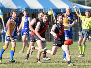 Bombers blow AFL Wide Bay race open