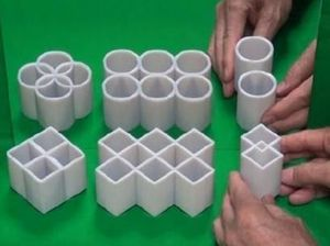 Can you figure out how this optical illusion works?