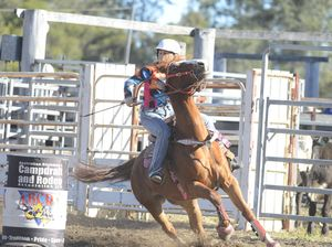 Coutts Crossing Jnr Barrel Race