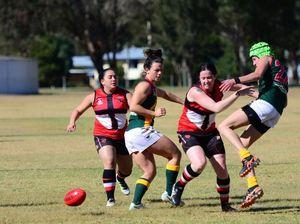 Tough lesson dished out to Saints women's squad