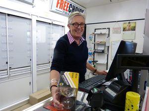Hooper Centre tobacconist faced burning challenge
