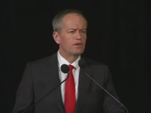 Shorten says Turnbull should quit
