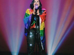 Demi Lovato and Nick Jonas' Orlando tribute