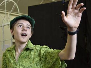 Performing Peter Pan