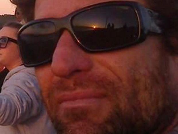 Missing man Michael Petersen, 42, of Byron Bay.