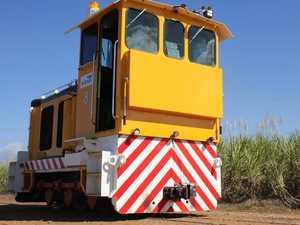 Cane trains running
