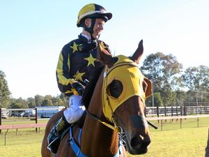 Esk-ellent race by Ms Sarandon – great result for local trainer Caroline Allardyce and rookie Corey Bayliss