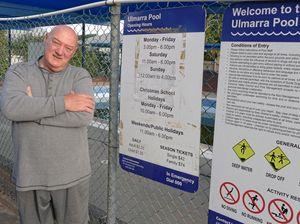 We can halve costs to run pool: Ulmarra community