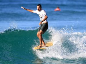 State Longboard titles bring sister act to Noosa