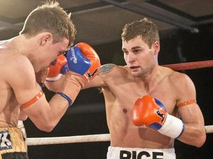 Rice chases national title shot