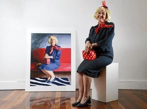 Peggy Popart hosts rockin' gallery tour and picnic