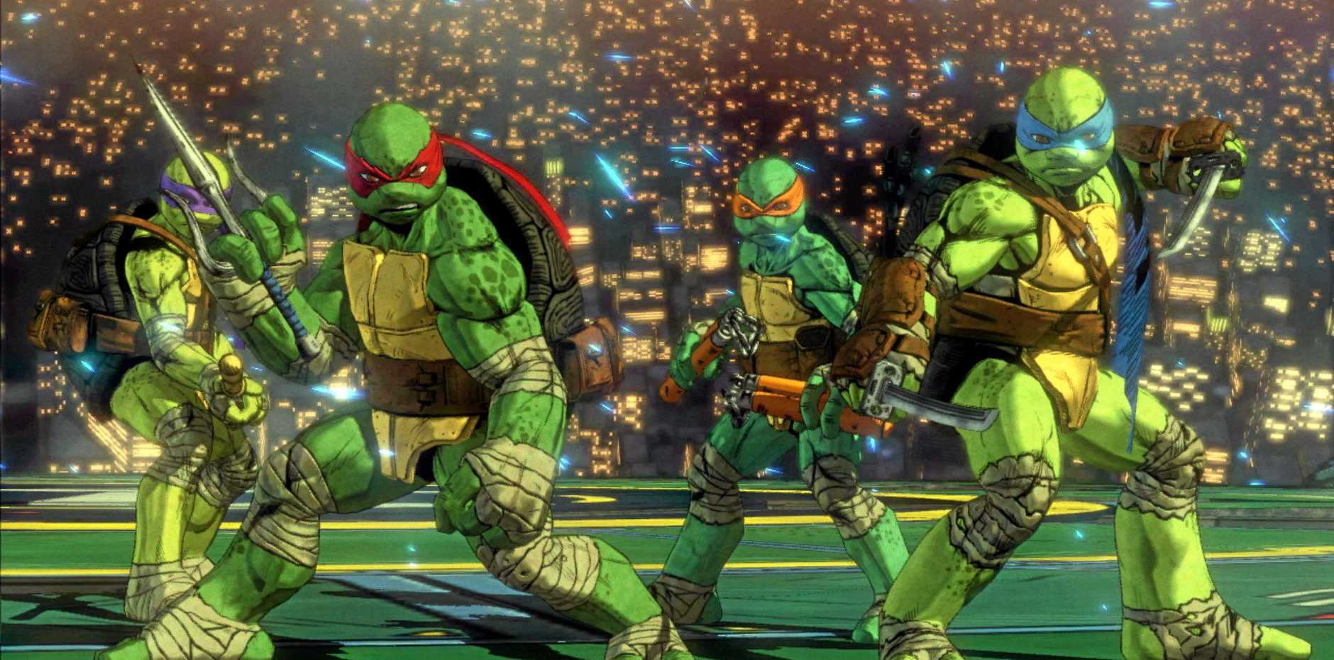 COWABUNGA: The Ninja Turtles mean a lot to plenty of gamers, but this is far from a celebration of the charm behind the franchise.