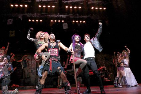 We Will Rock You is showing in Brisbane in July.