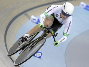Anna Meares off to fourth Olympics