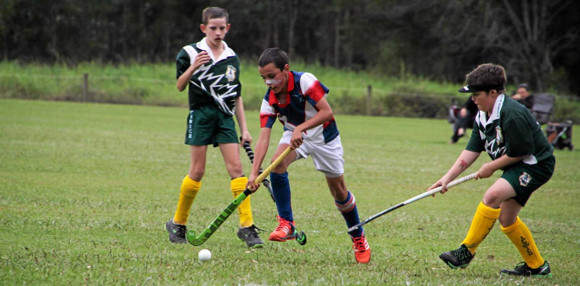 Warwick hockey player Jack Bergemann will play for Queensland at the under-13 nationals in Perth in September.