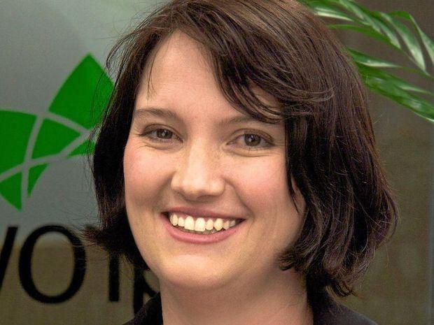 REFORM: Growcom chief advocate Rachel Mackenzie.